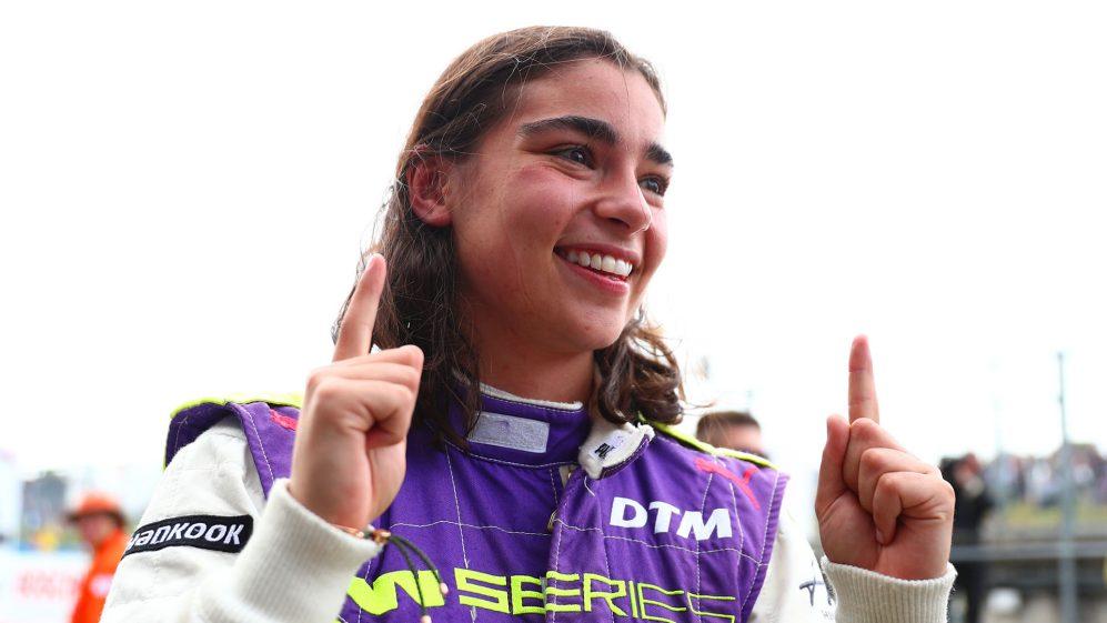 """Il campionato femminile """"W Series"""" ha siglato un accordo con il Mondiale di Formula 1"""