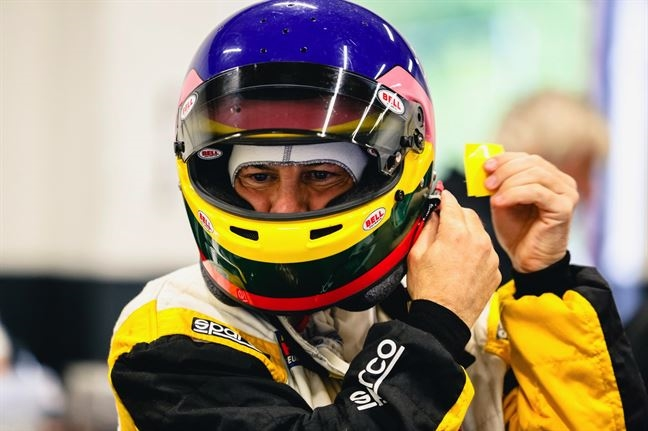 Jacques Villeneuve nella Nascar Whelen Euro Series 2021