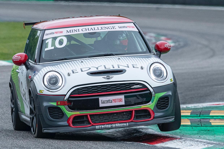 Scuderia San Marino – Ugo Federico Bagnasco ha vinto gara-1 a Monza – Giacomo Marchioro sul podio a Franciacorta
