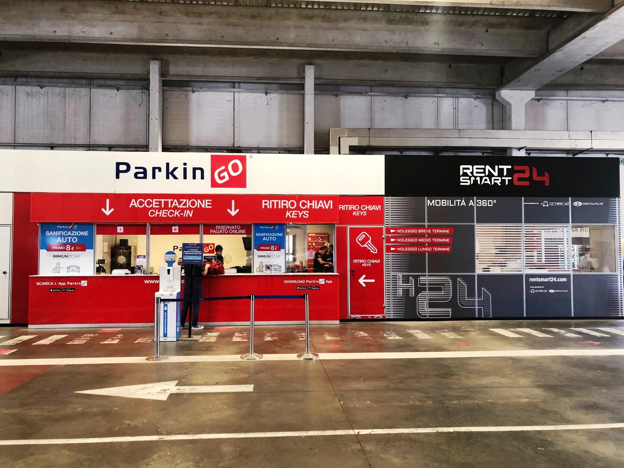 Rent Smart 24 – Da ParkinGO e RentalPlus nasce il nuovo modo di noleggiare l'auto