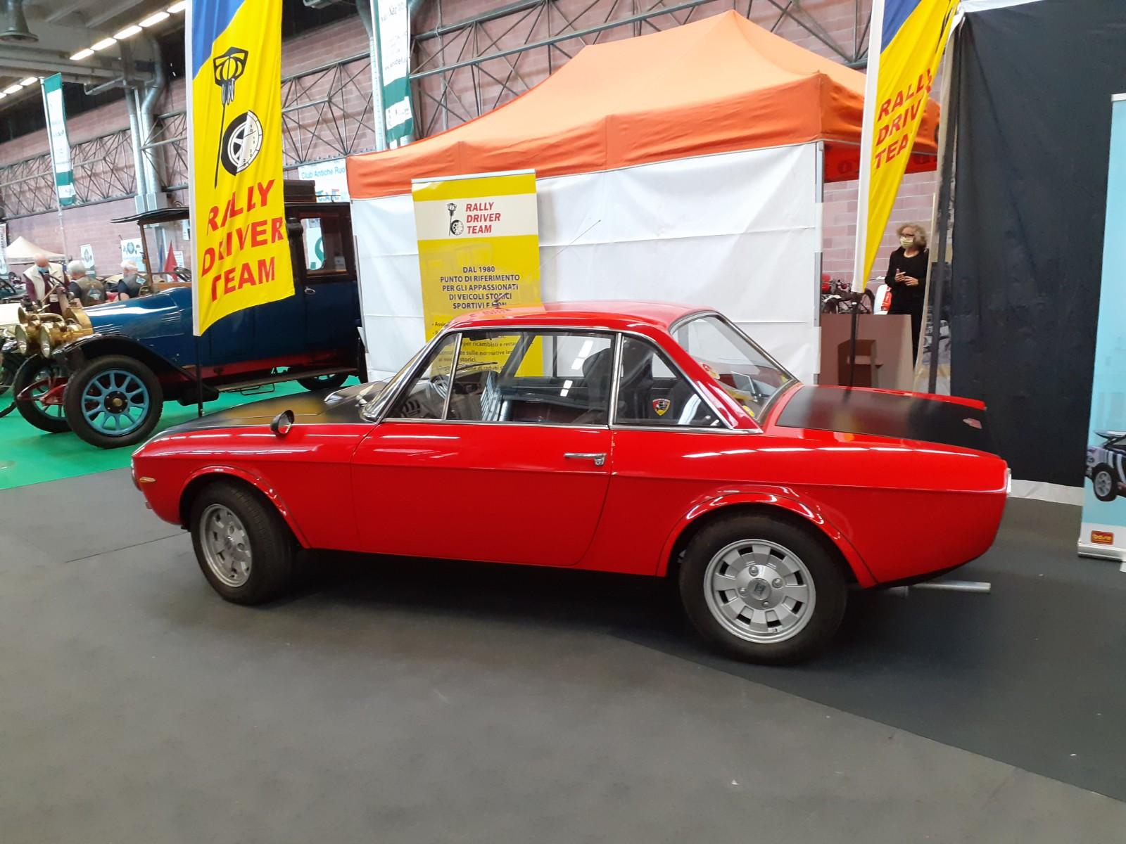 """La Scuderia HF presente a """"Modena Motor Gallery 2021"""""""