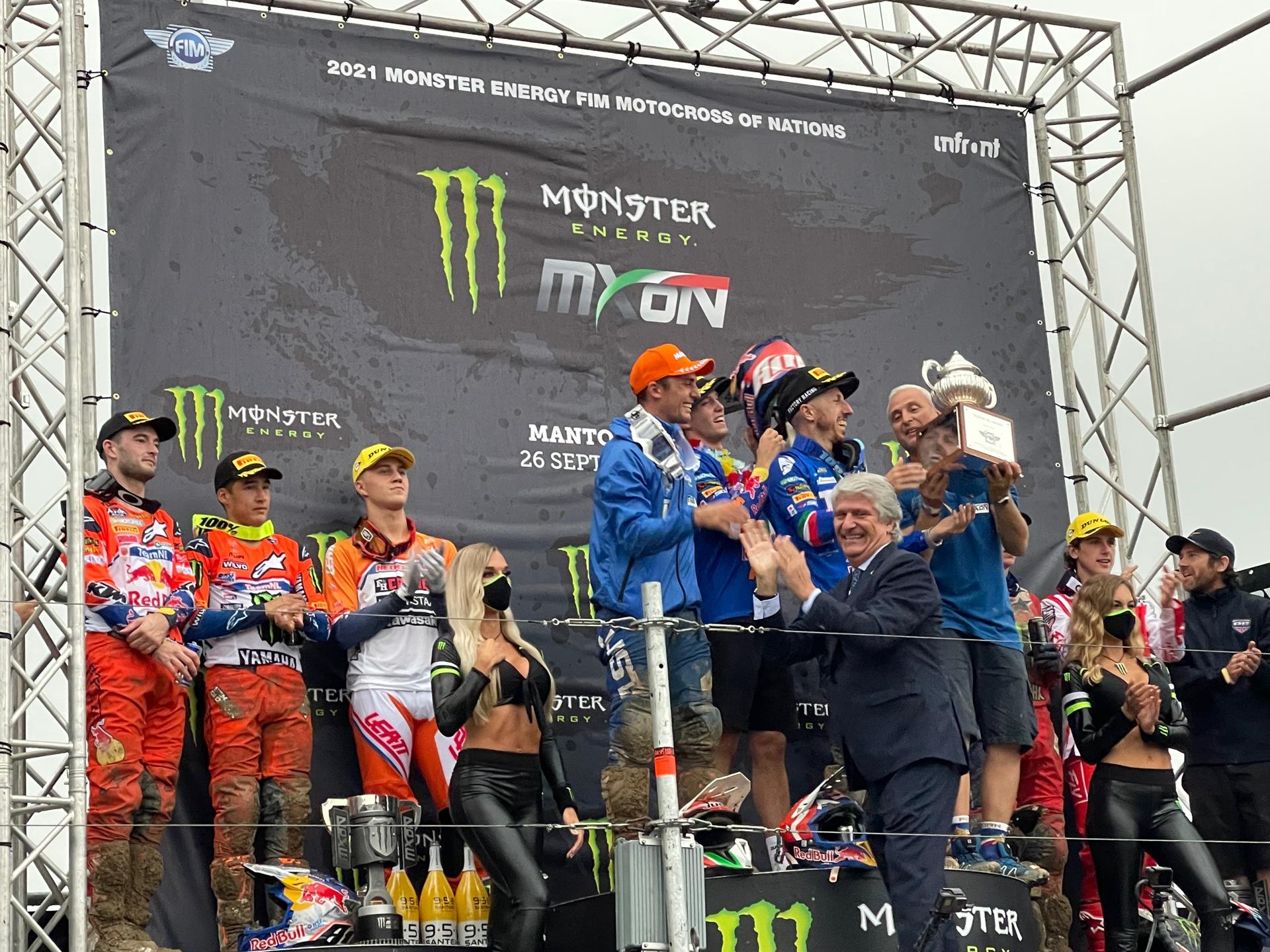 Motocross Of Nations – L'Italia è Campione del Mondo