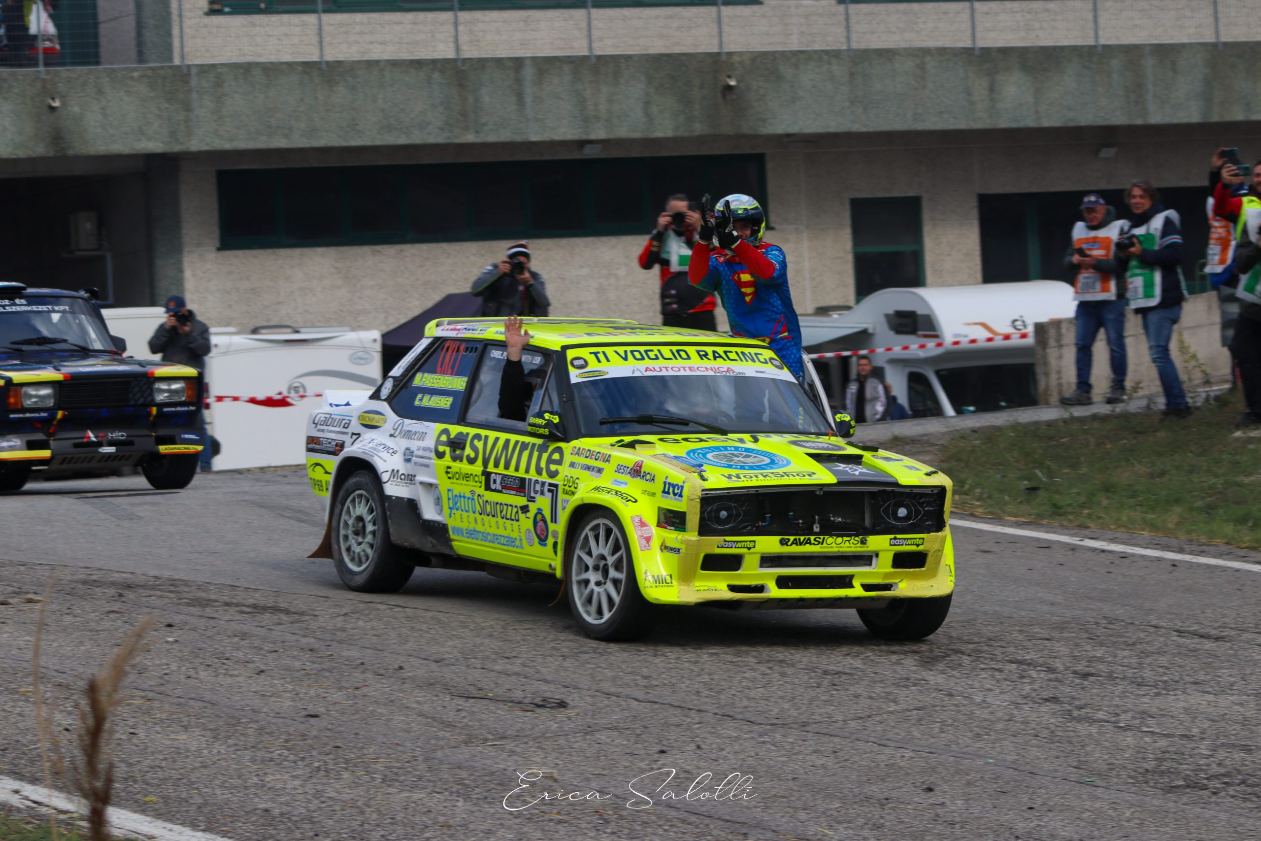Rallylegend 2021 – Paolo Diana, sorrisi e lacrime
